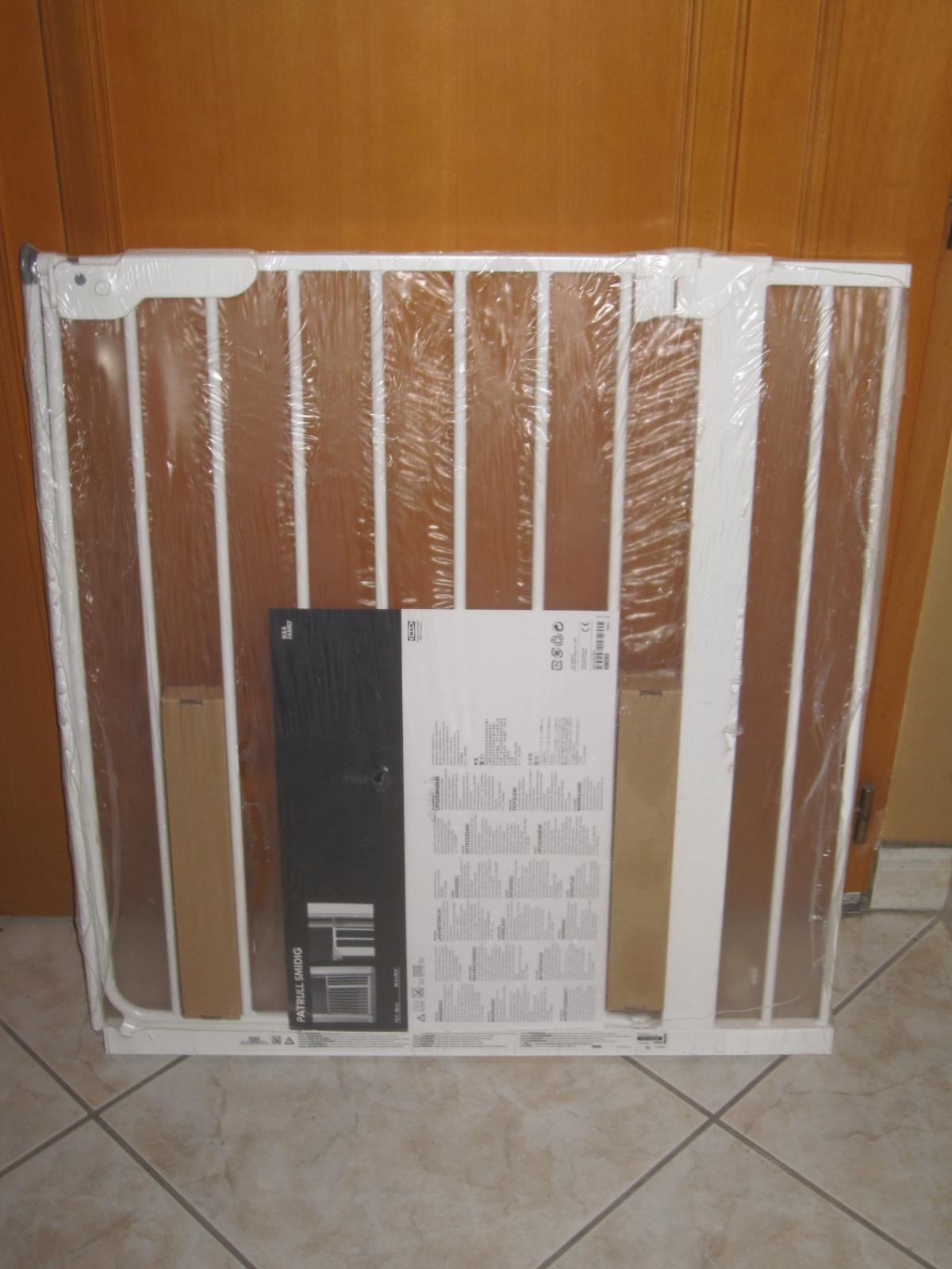 Barri re de s curit ikea patrull smidig ouvrante aukazoo - Ikea barriere securite ...