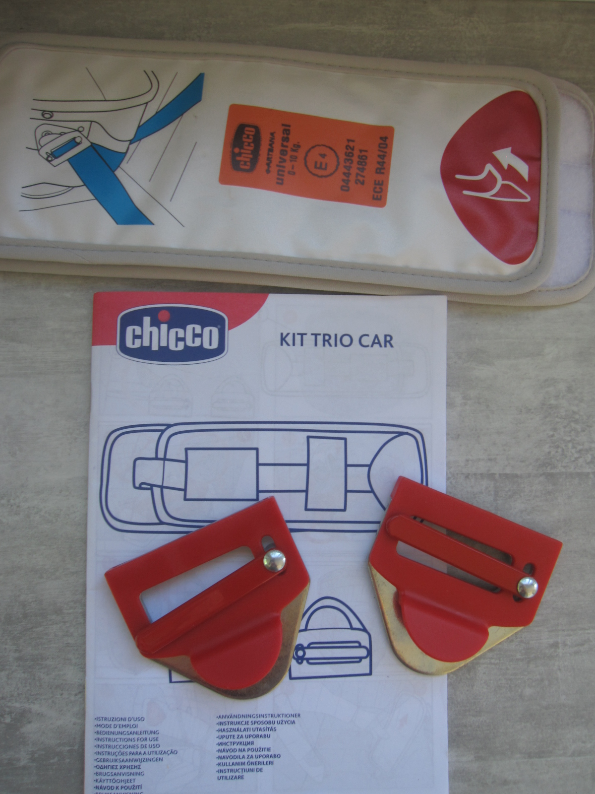 Kit voiture chicco